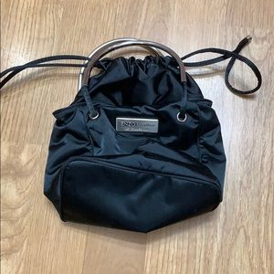 Black small hand bag
